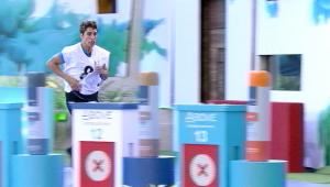 BBB 20: Felipe Prior vence prova do líder; Babu e Rafa estão no paredão