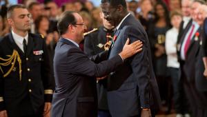 Pape Diouf, ex-presidente do Olympique de Marseille, morre de Covid-19