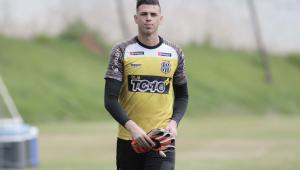 Ivan, goleiro da seleção brasileira, lamenta adiamento dos Jogos: 'Bateu uma tristeza'