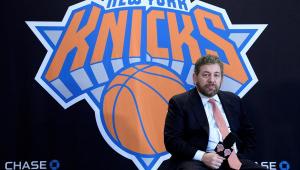 Dono dos Knicks testa positivo, e casos de Covid-19 na NBA chegam a 15