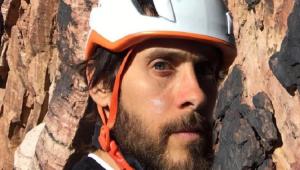 Jared Leto relembra dia em que 'quase morreu' ao cair durante escalada