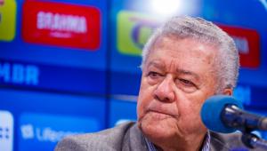Presidente do Cruzeiro está com coronavírus; clube já soma 3 casos