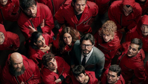 Chegou a hora do bella ciao: 'La Casa de Papel' anuncia última temporada