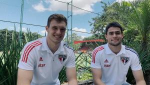 São Paulo renova contratos de Lucas Perri e mais dois jogadores; confira