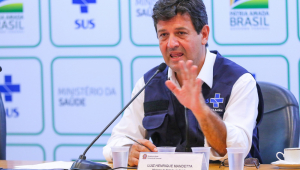 Ao vivo: Ministério da Saúde atualiza números da Covid-19 no Brasil