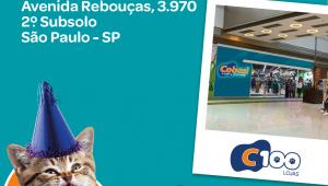 Cobasi inaugura loja de número 100 com promoção boa para cachorro