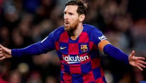 Perfil de Messi em rede social fica fora do ar por alguns minutos