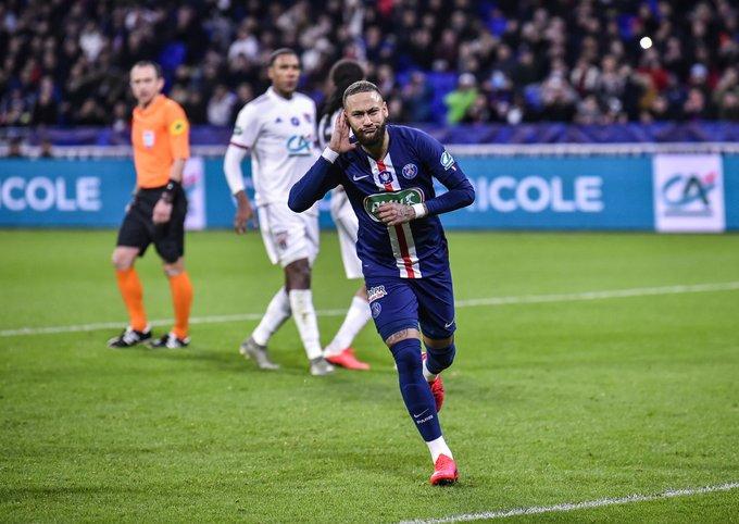 Neymar escolhe os 5 melhores momentos com o PSG na temporada; confira