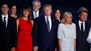 G-7 reitera compromisso em ajudar países mais pobres e faz autocrítica