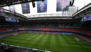 Estádio que sediou final recente de Champions vira hospital contra coronavírus