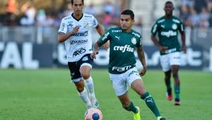 Palmeiras desperdiça chances de gol e fica no 0 a 0 contra a Inter de Limeira