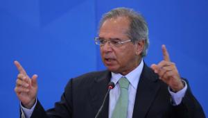 Ministro voltou a defender imunização como principal caminho para a retomada do desenvolvimento econômico