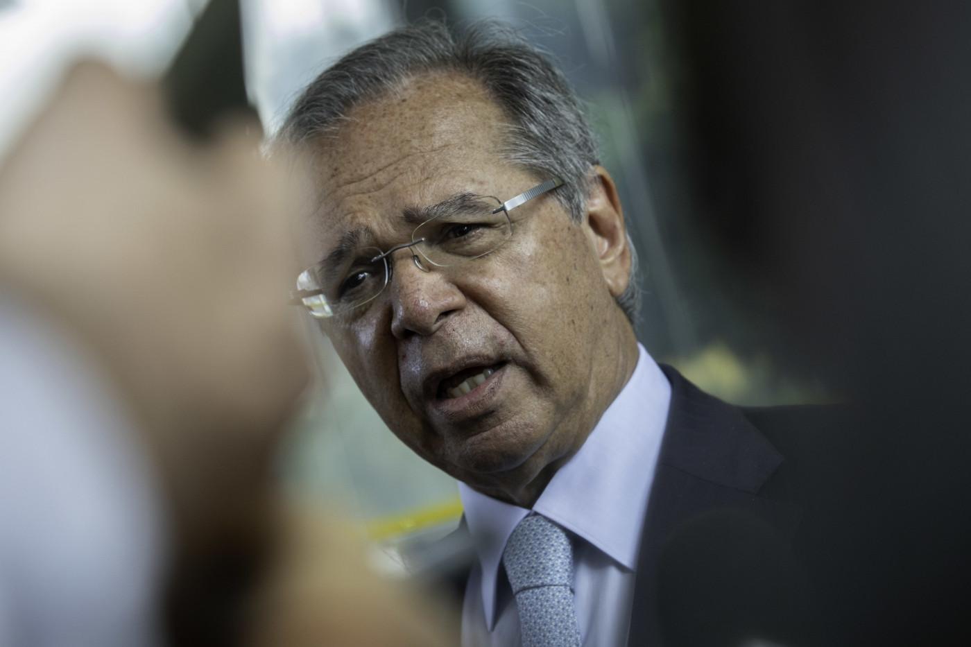 Paulo Guedes, ministro da Economia, defendeu reforma administrativa durante audiência no Congresso