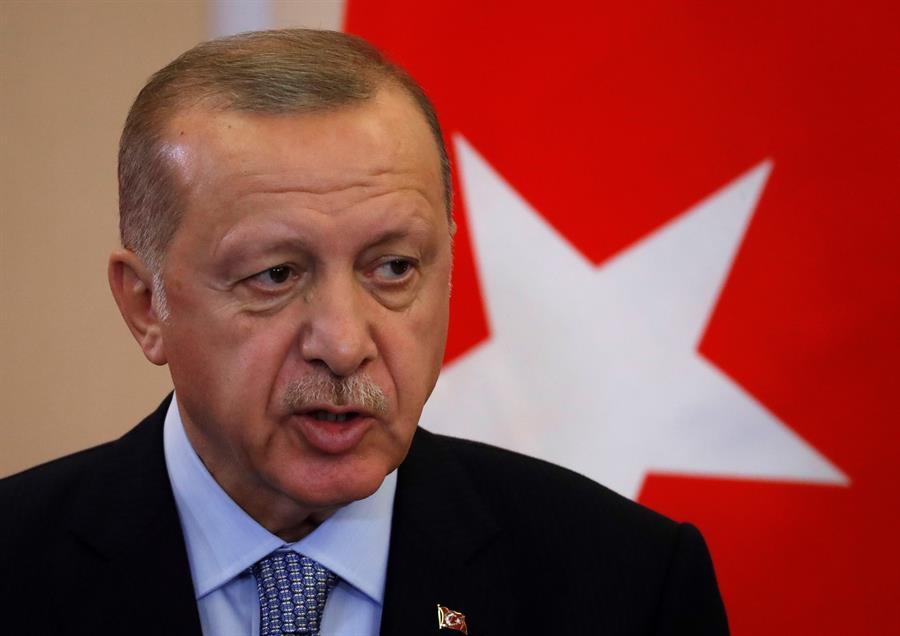 Presidente responsabiliza Europa e EUA por expansão do coronavírus na Turquia – Jovem Pan
