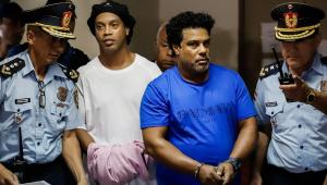Justiça paraguaia confirma prisão de brasileiro envolvido no caso Ronaldinho