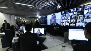 Em sessão remota, Senado vota nesta segunda auxílio de R$ 600 para autônomos e informais