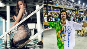 Anitta assume namoro com filho de presidente de escola de samba