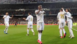 Real Madrid volta a treinar em grupo pela primeira vez em quase 3 meses