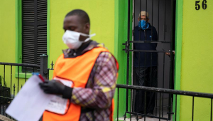 África supera 10 mil casos de coronavírus; mortes chegam a 489
