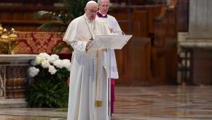 Covid-19: Papa reúne 40 santuários do mundo em missa transmitida online