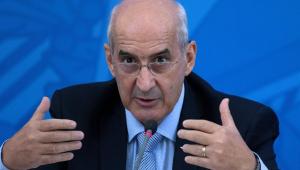 Ministro Luiz Ramos afirma que está curado da Covid-19