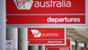Aeroporto na AUstrália