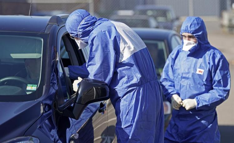 Alemanha anuncia: já fez mais de 1 milhão de testes para o coronavírus