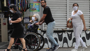 Velocidade do contágio assusta governo do Rio de Janeiro