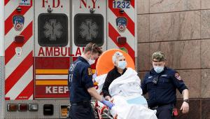 EUA contabilizam 2.439 novas mortes por Covid-19 em 24 horas
