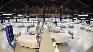 Após atrasos, governo do RJ desiste de dois hospitais de campanha