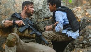 Chris Hemsworth estrela novo filme da Netflix; veja o trailer