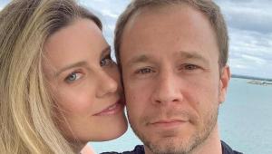 Esperando 1º filho com Tiago Leifert, Daiana Garbin exibe barriguinha de grávida