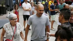 Barça, Bayern, Real... Mundo do futebol se comove após mãe de Guardiola falecer