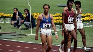 Italiano finalista olímpico morre de covid-19 aos 56 anos