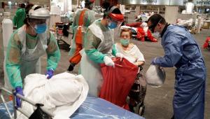 Covid-19: Espanha registra novo aumento de mortes pela doença