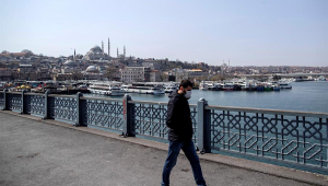 Turquia propõe libertar 90 mil presos para evitar epidemia de coronavírus nas cadeias
