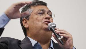 STF envia à Câmara dos Deputados queixa-crime de Flávio Dino contra Bolsonaro