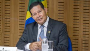 Pressionado por empresários, Mourão comanda nesta quarta mais uma reunião do Conselho da Amazônia