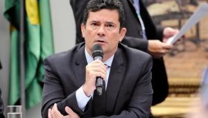 Moro não descarta candidatura e afirma que pretende participar do debate público