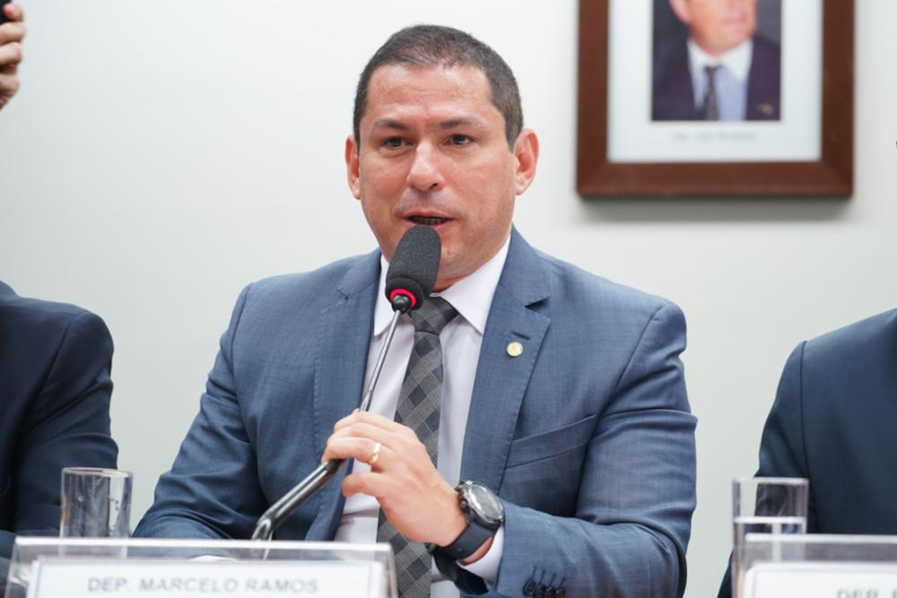 Marcelo Ramos é o 1º vice-presidente da Câmara