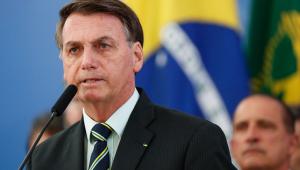Bolsonaro volta a criticar medidas restritivas e diz que está 'pronto para conversar'