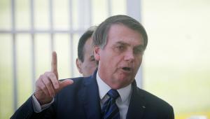 Bolsonaro: Respeito STF e Congresso abertos e transparentes