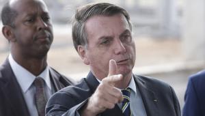 Bolsonaro: 'Não podemos socorrer, estados devem abrir o mercado'