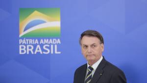 Bolsonaro participará da posse de Alexandre de Moraes no TSE