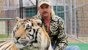 Polícia vai a zoológico de 'Tiger King' investigar restos humanos em lago