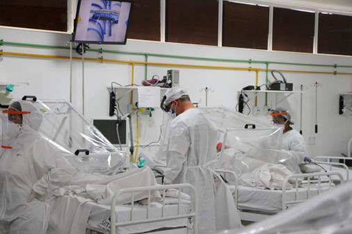 Falta de respiradores é fator limitante para ampliação de leitos de UTI, diz secretário executivo de SP