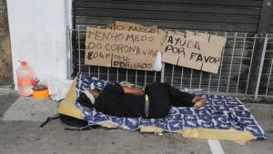 Ações solidárias dão nova perspectiva para pessoas de baixa renda enfrentarem coronavírus
