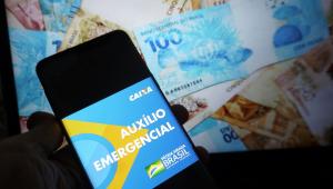 Prorrogação de auxílio por mais 2 meses vai elevar custo para R$ 203 bi