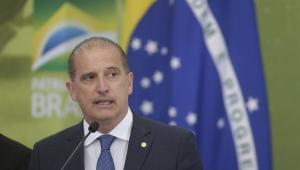 'Não dá para recuperar um roubo de 16 anos em apenas dois anos', diz Onyx sobre Petrobras