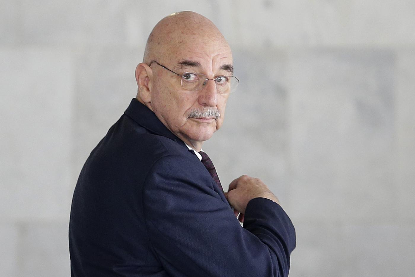 Osmar Terra é ex-ministro da Cidadania e atual deputado federal